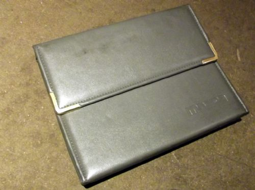Handbook and document holder, Mazda MX-5, USED